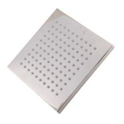 LED 8 inch Square Rain Shower Head