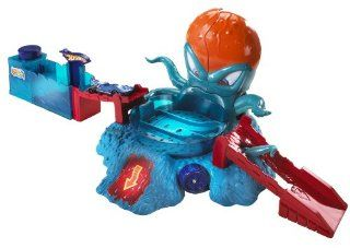 Mattel R1164 0   Hot Wheels, Octo Battle Spielset