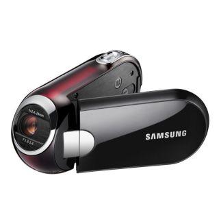 Samsung SMX C10 Rouge Vibrato   Achat / Vente CAMESCOPE Samsung SMX