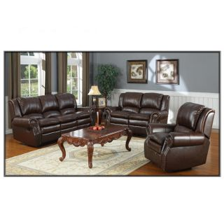 Galaxy Motion Reclining Group Living Room Set