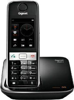 Gigaset S820A DECT Hybrid Telefon mit Anrufbeantworter