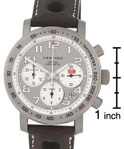 Chopard Mens Mille Miglia Automatic Titanium Chronograph Watch