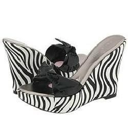 Paris Hilton Hamptons Black/Zebra