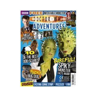 Doctor Who Adventures Magazine #154   Plus FREE Inflatable
