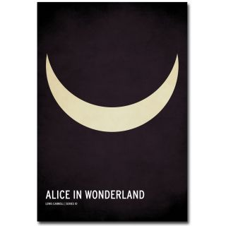 Christian Jackson Alice in Wonderland Canvas Art