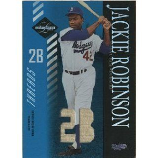 Limited Threads Position #154 Jackie Robinson/10 Jsy Collectibles