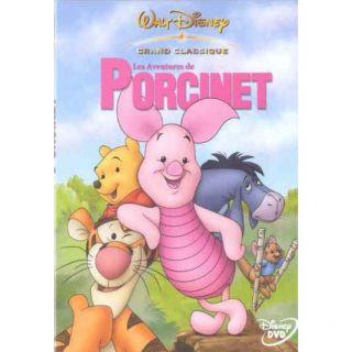 DVD LES AVENTURES DE PORCINET en DVD DESSIN ANIME pas cher