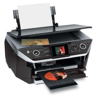 Epson Stylus RX680 Multifunction Photo Printer