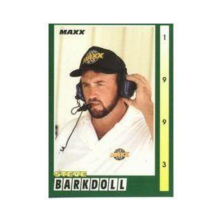 1993 Maxx #145 Steve Barkdoll: Collectibles