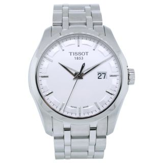 Tissot Mens Couturier Watch