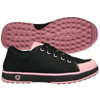 Dawgs Golf Womens Crossover Black/ Pink Golf Shoes Today $56.99 5.0