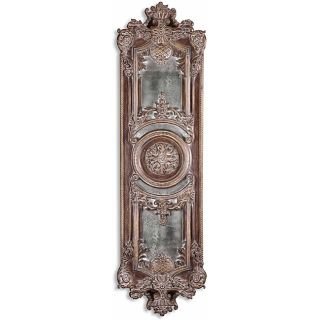 Domenica Chestnut Brown Antique Framed Mirror