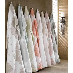 Roman Medallion Collection Turkish Cotton 6 piece Bath Towel Set Today