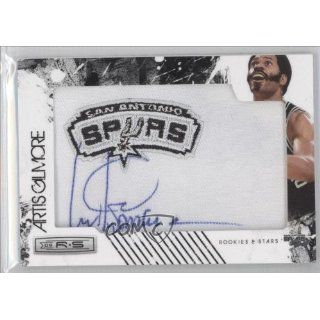 Artis Gilmore/199 #164/199 San Antonio Spurs (Basketball Card) 2009 10