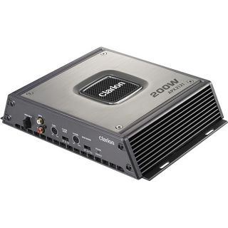 Clarion 200 watt 2/1 Channel Power Amplifier