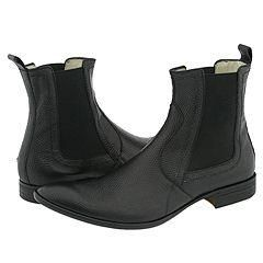 Kenneth Cole New York Top Secret Black Lizard Boots