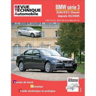 SCIENCES   MEDECINE RTA B712.6 BMW (E90/E91)DEP 03/05 318/320/330 DIES