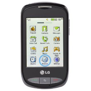 LG 800G Prepaid Phone With Triple Minutes (Tracfone