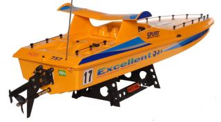40 Spurt 3 Electric RC Racing Speed Boat 1/14 Radio