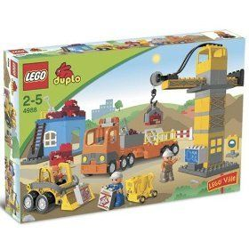 Lego Duplo Construction Site 4988 Toys & Games