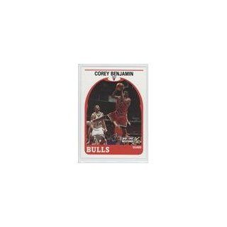 Benjamin Chicago Bulls (Basketball Card) 1999 00 Hoops Decade #170