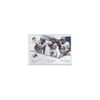 Kevin RB Smith, Detroit Lions (Football Card) 2009 SP Authentic #185