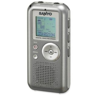 SANYO ICR FP550 Digital Voice Recorder