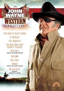 The John Wayne Western Collection (The Man Who Shot