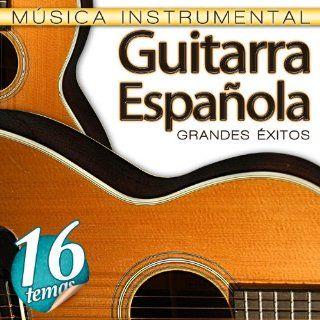 Música Instrumental. 16 Temas Guitarra Española Grandes
