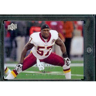 2008 Upper Deck #195???? Randall Godfrey   Washington Redskins   NFL