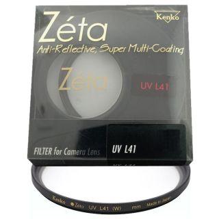 Kenko Zeta 67mm L41 UV SMC Anti reflective Filter
