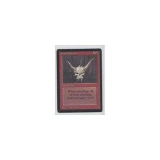 Magic TCG Card) 1993 Magic the Gathering Beta #186 Toys & Games