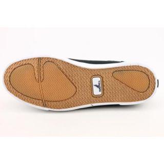 Nautica Mens Twin Gore Black Casual Shoes