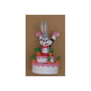 Bugs Bunny Birthday Cake PVC Figure Everything Else