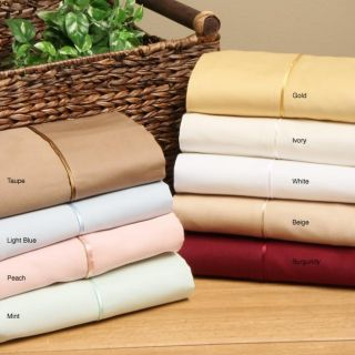 Egyptian Cotton Queen size Waterbed Sheet Set