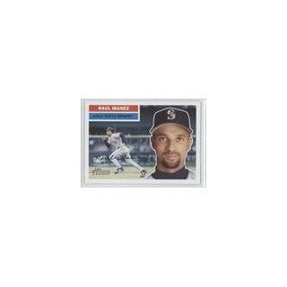 Raul Ibanez Seattle Mariners (Baseball Card) 2005 Topps Heritage #217