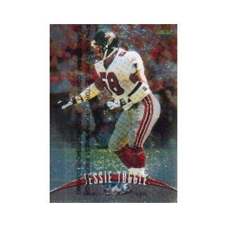 1998 Finest #207 Jessie Tuggle Collectibles