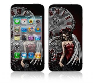 Gothic Angel Apple iPhone 4 Skin