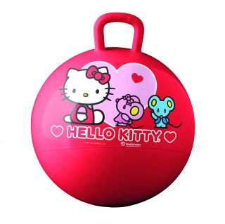 Hello Kitty Vinyl Hopper Ball Toy