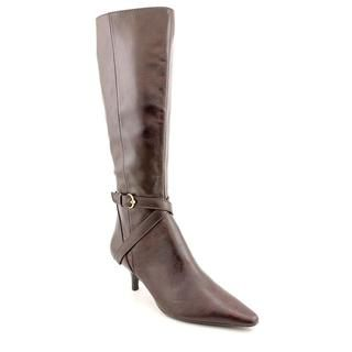 Etienne Aigner Womens Maureen Man Made Boots (Size 7)