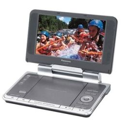 Panasonic DVD LS82 Portable DVD Player
