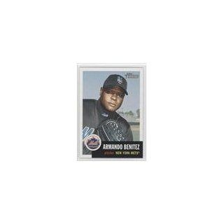 Armando Benitez New York Mets (Baseball Card) 2002 Topps