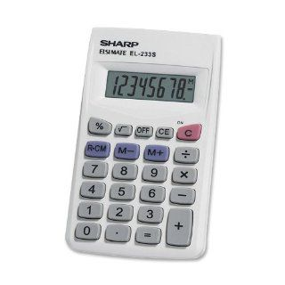 Sharp HO EL 233SB Standard Function Calculator