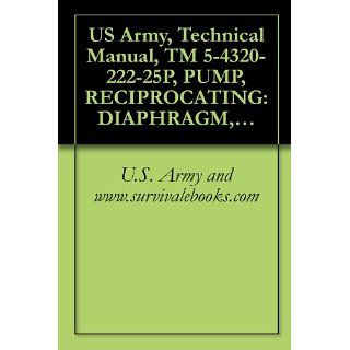 US Army, Technical Manual, TM 5 4320 222 25P, PUMP, RECIPROCATING