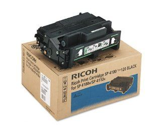 Ricoh Aficio SP4110N Laser Printer Black OEM Toner