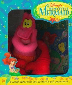 Disneys the Little Mermaid and Sebastian A.L. Singer 0025961016952