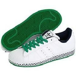 adidas Originals Superstar 2 Stars White/White/Fairway Athletic