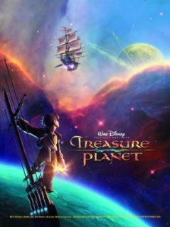 Treasure Planet John Musker, Ron Clements, Roy Conli, Rob