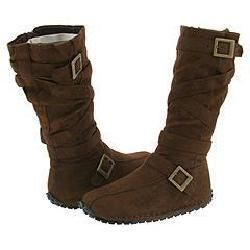 Gabriella Rocha Kids Kiss Chocolate Boots