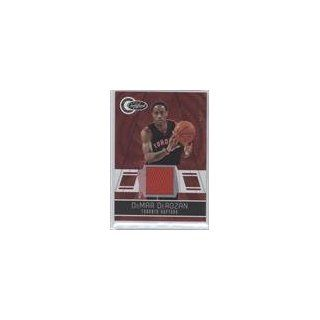 DeMar DeRozan/249 #129/249 Toronto Raptors (Basketball Card) 2010 11